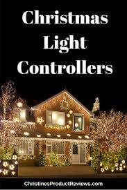 A Light Controller Does Just What The Name Says It Controls Christmas Lights