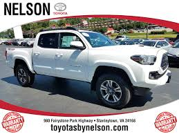 New 2018 Toyota Tacoma For Sale | Stanleytown VA | 3TMCZ5AN0JM159478