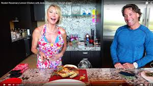 Muriel Angot Andrew Lessman From HSN September 1 2015 Posted In Blog Tags Carolyns Kitchen Hsn