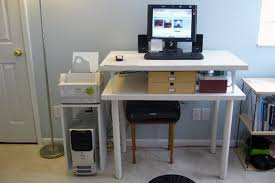 Linnmon Corner Desk Hack by The Best Ikea Standing Desk Hacks Lifehacker Australia
