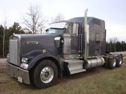USED 2007 KENWORTH W900L FOR SALE #1871