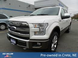 Pre-Owned 2016 Ford F-150 King Ranch Crew Cab In Crete #6C1745B ... New 2018 Ford F150 Supercrew 55 Box King Ranch 5899900 Vin Custom Lifted 2017 And F250 Trucks Lewisville Preowned 2015 4d In Fort Myers 2016 Used At Fx Capra Honda Of Watertown 2012 4wd 145 The Internet Truck Crew Cab 4 Door Pickup Edmton 17lt9211 Super Duty Srw Ultimate Indepth Look 4k Youtube Oowner Lebanon Pa Near 2013 Naias Special Edition Live Photos Certified