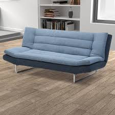 corvus sofa bed with stainless steel legs free shipping today