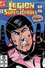 Legion Of Super Heroes 1980 2nd Series 297