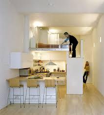 Attic Kitchen Ideas 50 Small Studio Apartment Design Ideas 2020 Modern Tiny