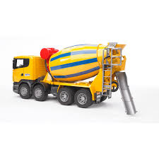 100 Toy Cement Truck Bruder Scania R Series Mixer Vehicle The Entertainer