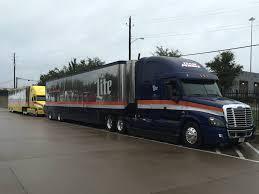 100 Jayski Trucks Freightliner Cascadia Miller Lite Penske Racing NASCAR