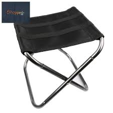 Portable Folding Oxford Cloth Chair Outdoor Fishing Camping ...