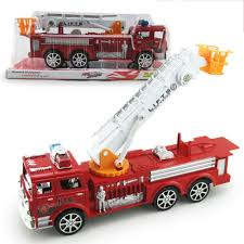 100 Model Fire Trucks Amazoncom Zehui Children Truck Toy Car 124 Simulation