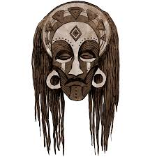 Traditional African Mask Design