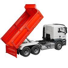 100 Bruder Tow Truck MAN TGS Construction Dump Educational Toys Planet