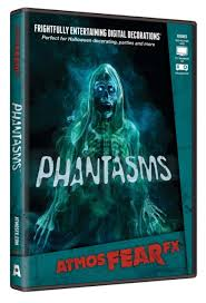 Halloween Flying Ghost Projector by Atmosfearfx Phantasms Projector Kit
