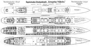 Titanic B Deck Plans by Ss Kronprinz Wilhelm Wikiwand