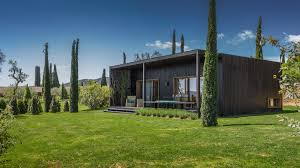 100 House In Nature SLOW NATURE SUITES Ecoefficient Modular Houses