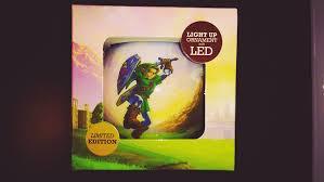 Zelda Triforce Lamp Amazon by Amazon Com Legend Of Zelda Link Limited Edition Light Up Ornament