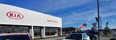 About Us | Van Syckle Kia | Bangor, Maine