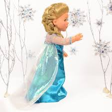 Elsa Classic Doll With Ring Frozen 11 12 ShopDisney