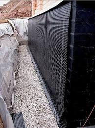 imperméabiliser les fondations contre l humidité dossier