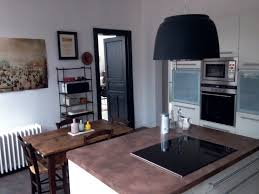 hotte de cuisine centrale hotte pour ilot central