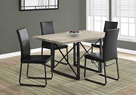 Monarch Specialties I 1100 Dining Table 36quotX 60quot
