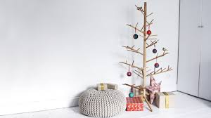 5ft Christmas Tree Storage Bag by Branch A Contemporary Hand Made Wooden Christmas Tree By Demelza