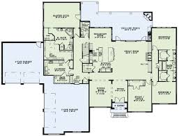 One Level House Floor Plans Colors 661 Best One Story House Plans Images On Pinterest House Floor