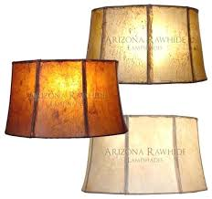 Rawhide Lamp Shades Ebay by Table Lamps Shades U2013 Eventy Co