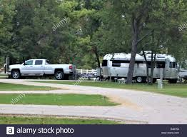 100 Airstream Truck Camper An Recreational Camper Is Parked Sept 28 2018 At Pine