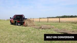 Used Deweze Bale Beds For Sale by Deweze 660 Bolt On Youtube