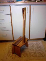 shaker step stool with handle plans diy free download build your