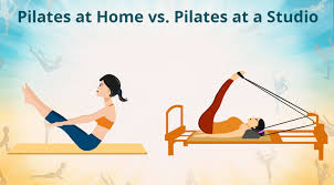 Pilates at Home vs Pilates at a Studio 100s to Happiness™