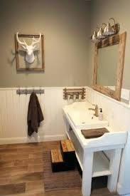 Reclaimed Bathroom Cabinet Wood Shelves