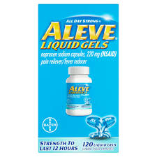 Halloween Candy Tampering Calgary by Aleve Direct Therapy Relief From Lower Back Pain 1 0 Ct Walmart Com