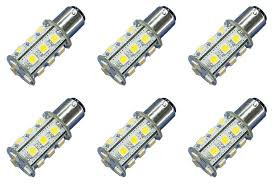 discount 6 pack for 1156 1157 led replacement bulbs 12vmonster