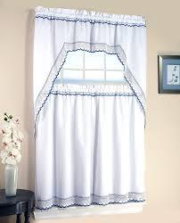 White Kitchen Curtains Valances by White Kitchen Curtains Valances Crochet Kitchen Curtains