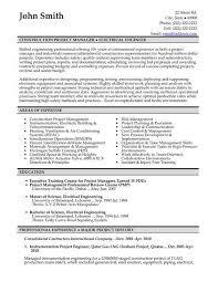Image Result For Construction Supervisor Resume Pdf