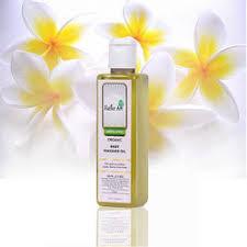 Organic Baby Oil Green Apple 100 ML