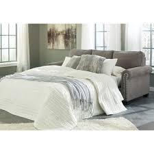 living room ashley furniture levon charcoal queen sofa sleeper
