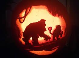 Puking Pumpkin Pattern by 25 Creative Pumpkin Carving Ideas
