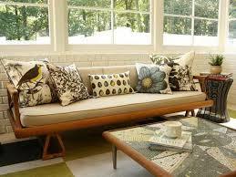 brown sofa with throw pillows decorating sofa with throw pillows