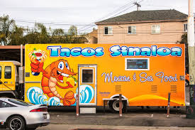 100 Food Trucks Oakland Try The Tasty Sinaloa Taco Two Corn Tortillas With Meat Cilantro