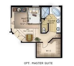 Building Floor Plan Colors 2d U0026 3d Renderings And Floorplans New Home Graphics