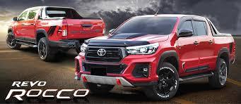100 Truck Accessories.com New Body Kit For Toyota Hilux Revo Rocco 2018 Pickup Truck
