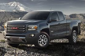 100 2014 Chevy Mid Size Truck 2015 GMC Canyon Boasts Clever Child Safety Seat Feature MotorTrend