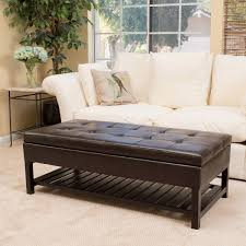 Sams Club Wicker Deck Box by Ottomans U0026 Benches Costco