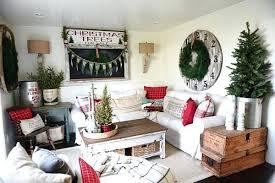 Rustic Christmas Decor Top Decorating Ideas