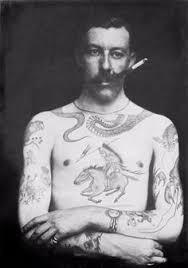 Fotos Incriveis Mostram O Trabalho Do Primeiro Tatuador Britanico Ainda Na Era Vitoriana