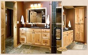Rustic Style Bathroom Vanities Cabet Bath