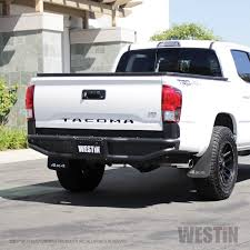 Westin 58-81045 Outlaw Rear Bumper Fits 16-18 Tacoma 707742081822 | EBay Westin Automotive Products Eseries Polished Stainless Step 4 Platinum Oval Towheel Bars Buy 5793875 Hdx Black Winch Mount Grille Guard For Makes A 2500 Matching Challenge For Photo Gallery Amazoncom 231950 Rear Bumper Car Truck 072019 Toyota Tundra Series Ultimate Bull Bar Shane Burk Glass 251680 Signature Chrome