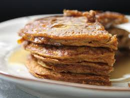 Pumpkin Pancakes W Bisquick by We Flip For Homemade Pancakes Myrecipes